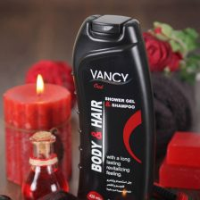 Oud duş jeli ve vücut ve saç için şampuan
