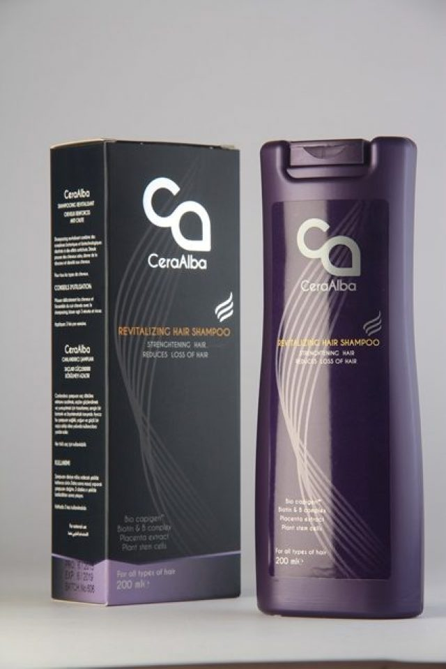 REVITALIZAIN HAIR SHAMPOO
