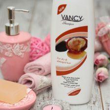Kuru ve hasarlı saçlar için şampuan